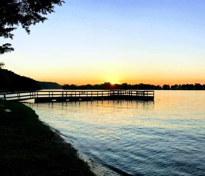 Lake Byllesby Beach